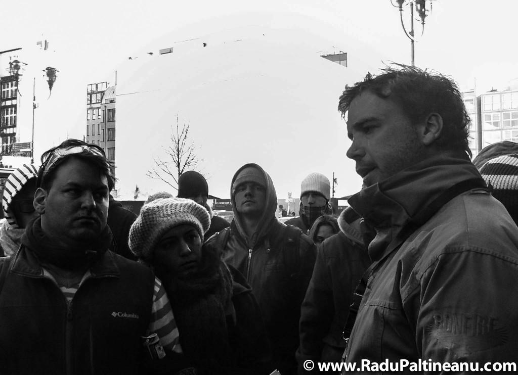 Paul, ghidul de la Free Walking Tours Berlin.