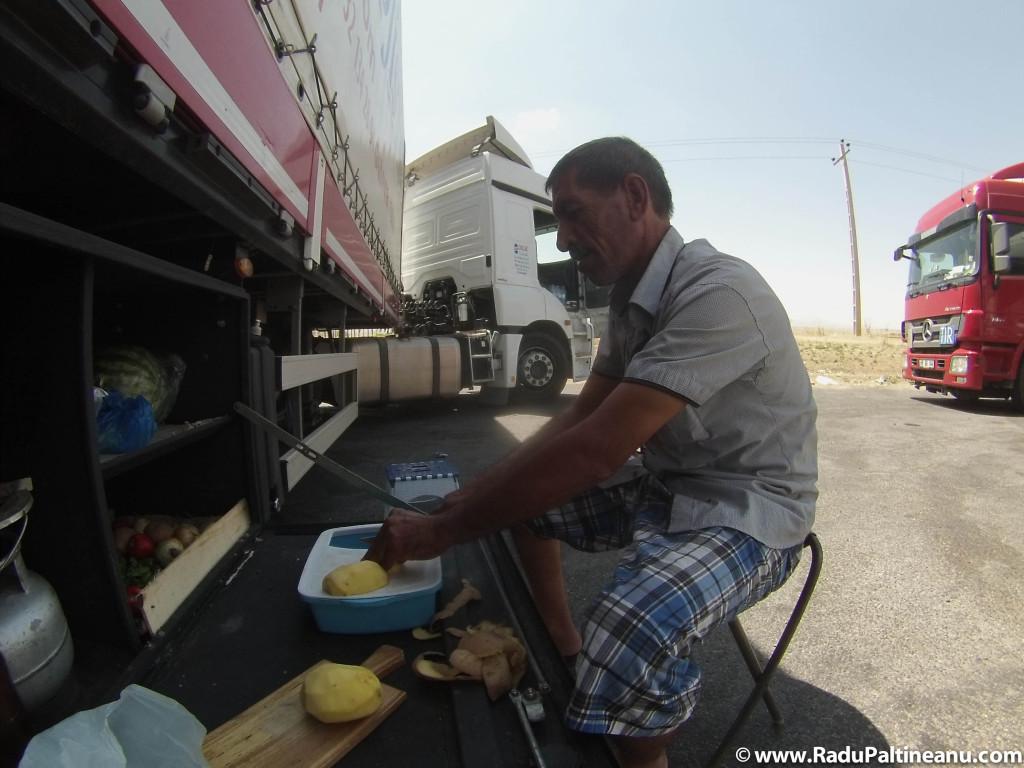 turc autostop
