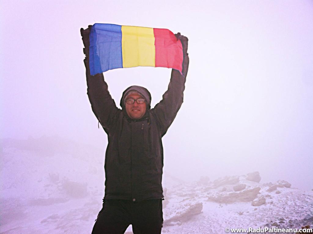 Vârful Damavand, 5671 m