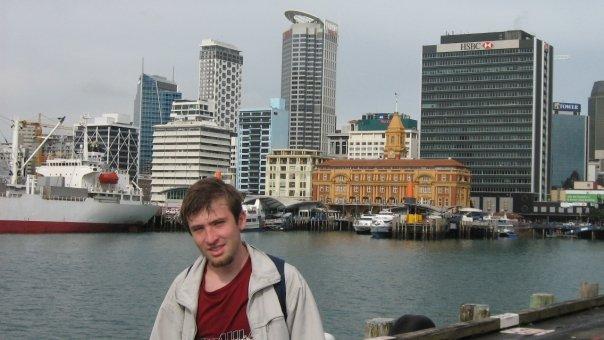 În Auckland