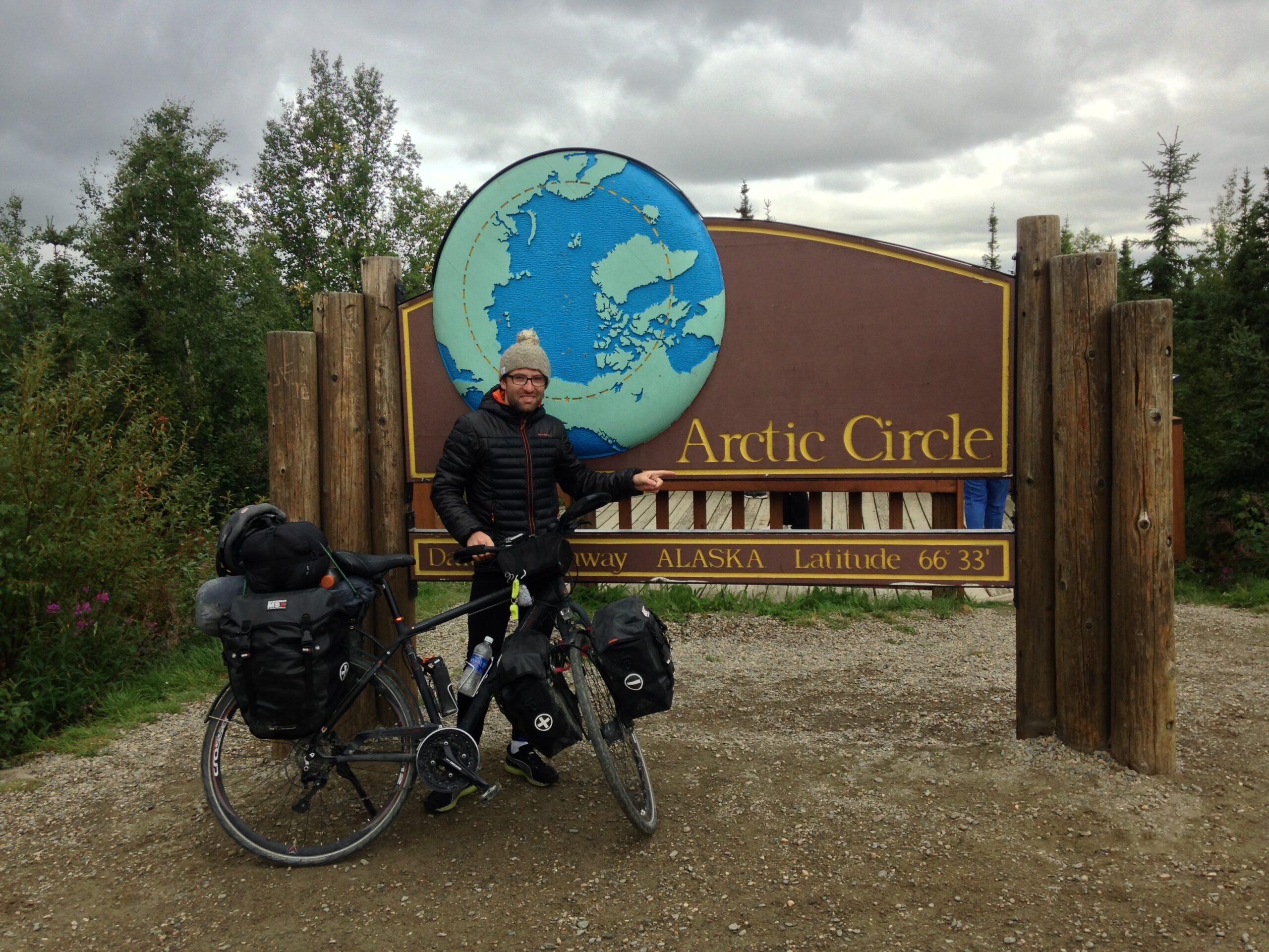 Cercul Arctic, Alaska